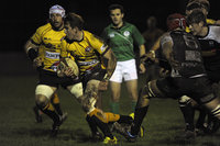 Cross Keys v Cornish Pirates 281114