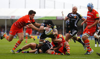 Exeter Chiefs v Leicester Tigers