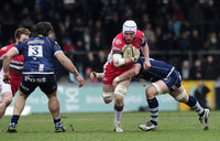 Bristol Rugby v Plymouth Albion 230214