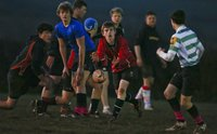 Cullompton Rugby Training 270214