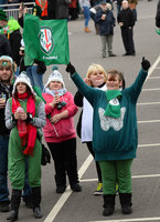 London Irish v Newcastle Falcons 280315