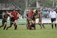 Cornish Pirates v Jersey 271215