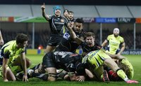 Exeter Chiefs v Sale Sharks 261215