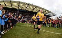 Exeter Chiefs v Bath 280215