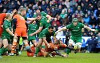 London Irish v Leicester Tigers 220215