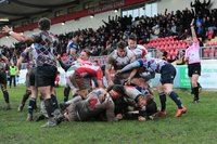 Plymouth Albion v Rotherham 310115