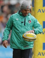 Leicester Tigers v Exeter Chiefs 280315