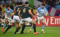 Argentina v South Africa 301015