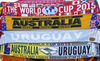 Australia  v Uruguay RWC 270915