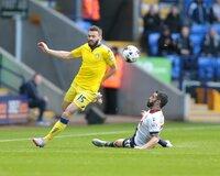Bolton Wanderers v Leeds United 241015