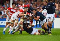 Scotland v Japan RWC 230915