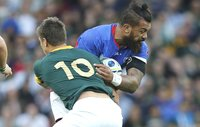 South Africa v Samoa RWC 260915