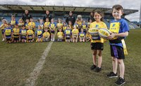 Aviva Tacking Numbers Exeter Chiefs 280416