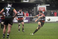 Cornish Pirates v Nottingham 311216