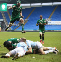 London Irish v Bedford Blues 311216