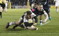 Sale v Exeter Chiefs 021216