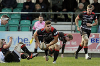 Cornish Pirates v Doncaster Knights 280216
