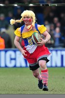 Exeter Chiefs v Bath Rugby 280216