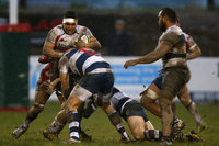 Plymouth Albion and Coventry 240116