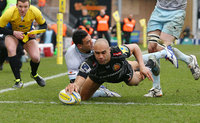 Exeter Chiefs v Northampton Saints 200316