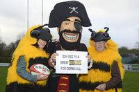 Cornish Pirates Bee Cause 211116