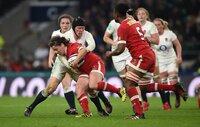 England Women v Canada Women  261116