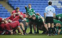 London Irish v Jersey Reds 271116