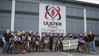 Exeter Chiefs Cycle Team 211016