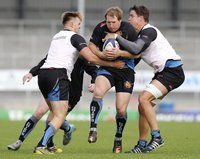 Exeter Chiefs Training 131016