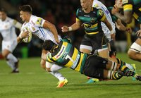 Northampton Saints v Exeter Chiefs 300916