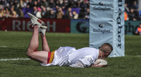 Exeter Chiefs v Harlequins, Exeter, UK - 27 Apr 2019