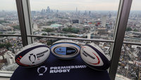 Gallagher Premiership Rugby fixtures Launch, London, UK - 10 Jul 2019