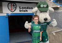 London Irish v Hartpury RFC, Reading, UK - 14 Apr 2019