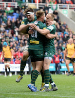 London Irish v Ealing Trailfinders, Reading, UK - 27 Apr 2019
