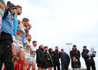 Plymouth Albion v Loughborough Students, Plymouth, UK - 13 Apr 2019