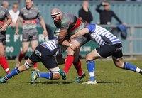 Sale FC v Plymouth Albion, Sale, UK - 6 April 2019