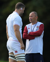England Rugby Media Access, Bagshot - UK - 23 Aug 2019