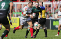 Plymouth Albion v Exeter Uni, Plymouth, UK - 25 Aug 2019