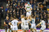 Edinburgh Rugby v Glasgow Warriors, Edinburgh, UK - 26 Oct 2019