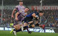 Exeter Chiefs v Sale Sharks, Exeter, UK - 15 Dec 2019