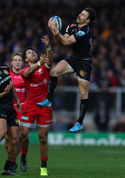 Exeter Chiefs v Saracens, Exeter, UK - 29 Dec 2019