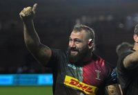 Harlequins v Gloucester Rugby, Twickenham, UK - 01 Dec 2019