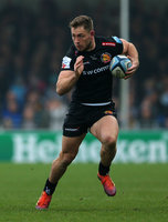 Exeter Chiefs v Newcastle Falcons, Exeter, UK - 23 Feb 2019
