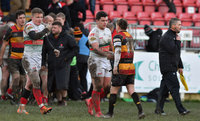 Plymouth ALbion v Cinderford, Plymouth, UK - 2 Feb 2019