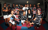 The Cell C Sharks Boxing Training, Durban, South Africa - 8 Jan 2019