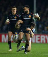 Exeter Chiefs v Bristol Bears, Exeter, UK - 5 Jan 2019