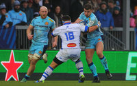 Exeter Chiefs v Castres Olympique, Exeter, UK - 13 Jan 2019