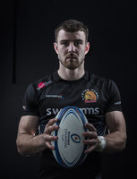 Exeter Chiefs photocall, Exeter, UK - 16 Jan 2019