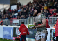 Plymouth ALbion v Cambridge, Plymouth, UK - 19 Jan 2019