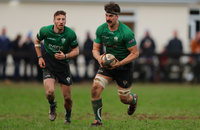 Tiverton Rugby v Sidmouth Rugby, Tiverton, UK - 12 Jan 2019